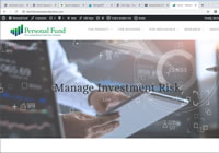 Personal Fund Mutual Fund Calculator