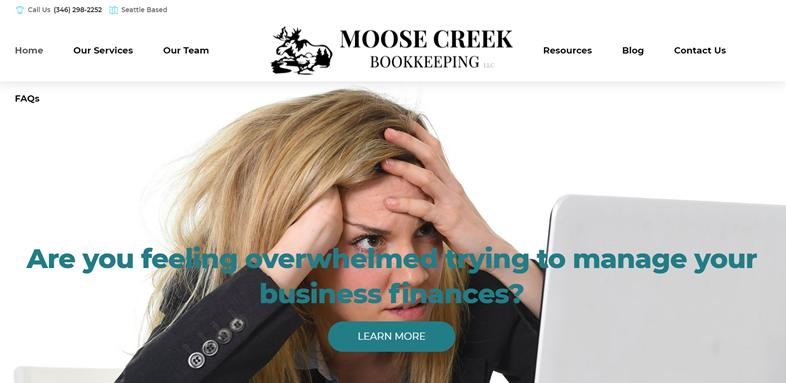 Moose Creek Announcement